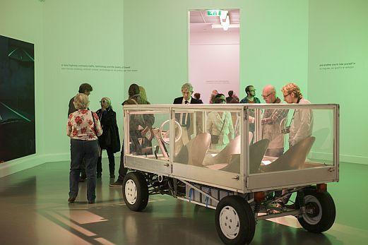 Voor het eerst is de Design Academy te gast in het Van Abbemuseum, en wel op de eerste dag van de Dutch Design Week 2013: 19 oktober 2013.
