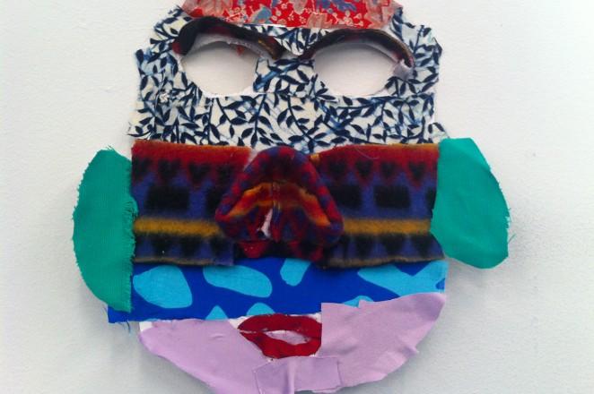 De opdracht was geïnspireerd op de kleurrijke maskers van Bertjan Pot tijdens de tentoonstelling Self I Unself.